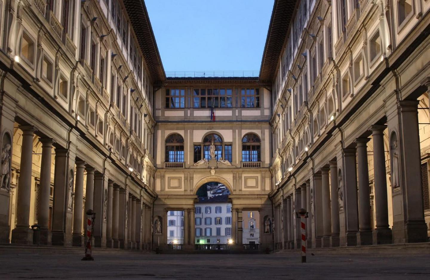 Uffizi all year long